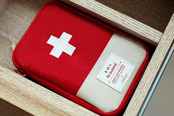 Home First Aid Bag