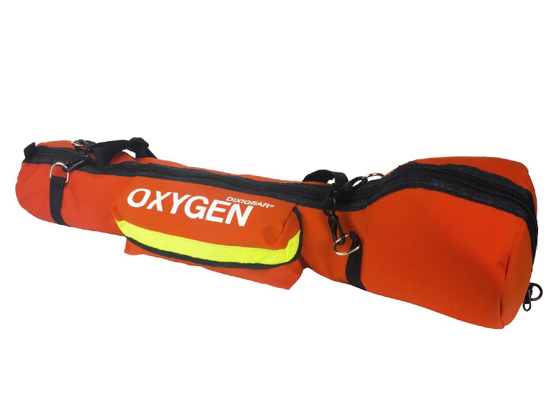 Padded Oxygen Carry Bag for E Cylinder Tank