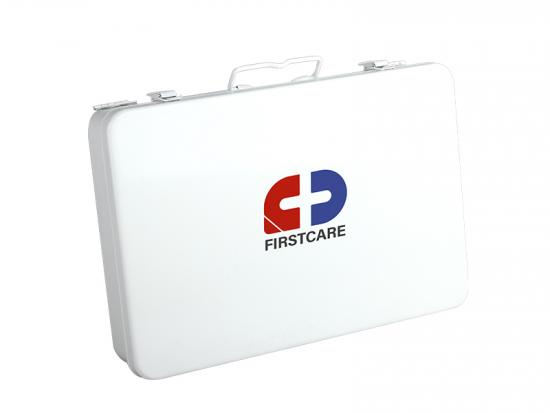First Aid Metal Case