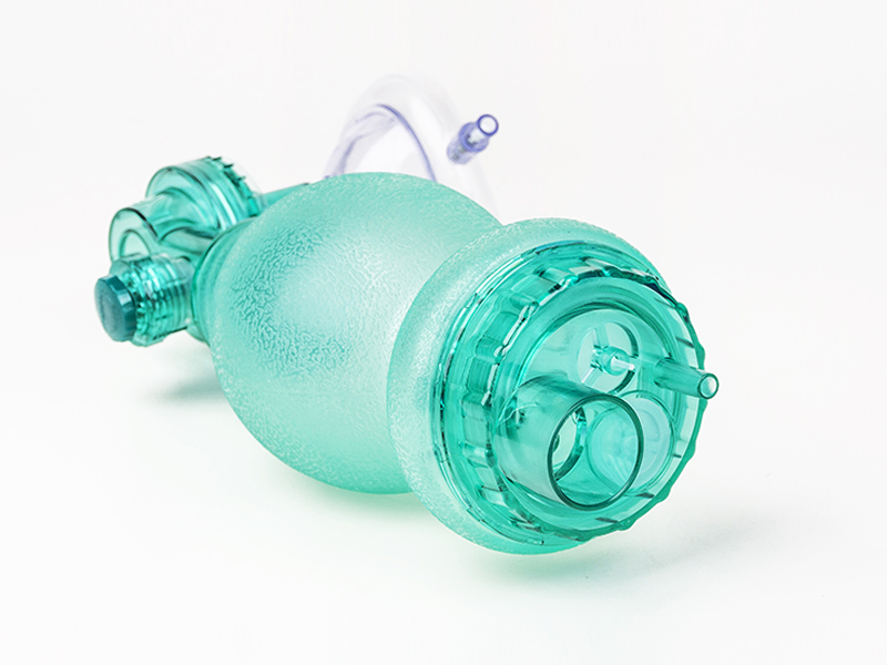CE ISO Approved Disposable Ambu Resuscitator