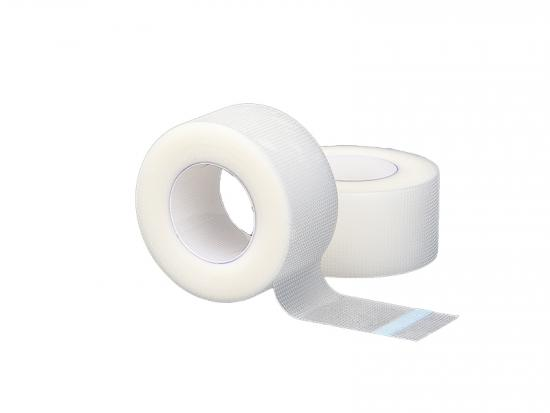 Waterproof plastic medical tape
