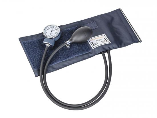 Manual blood pressure cuff sphygmomanometer