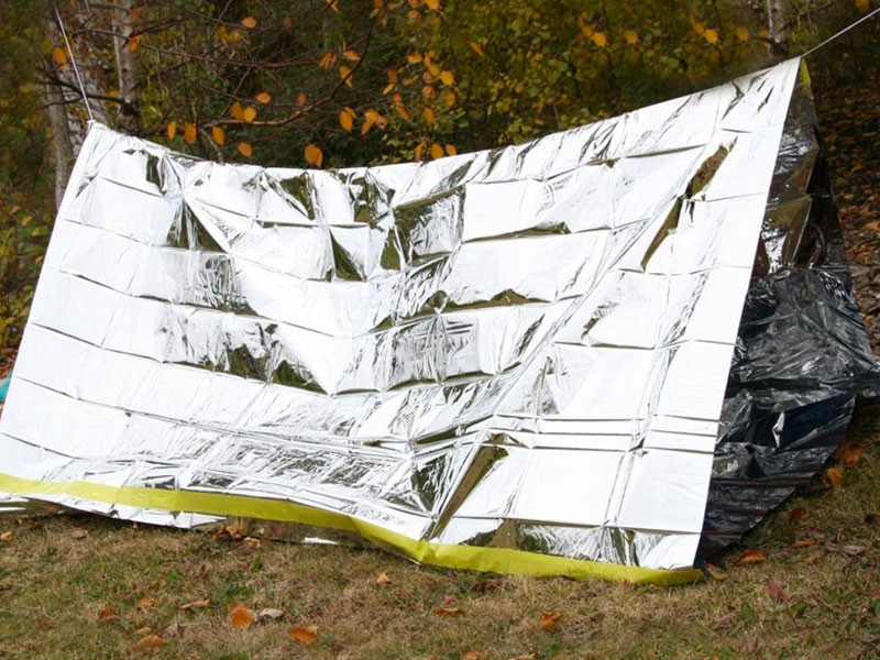 Lightweight Emergency Survival Shelter Tube Tent