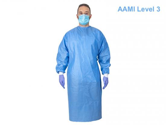 AAMI Hospital Level 3 Disposable Surgical Gowns