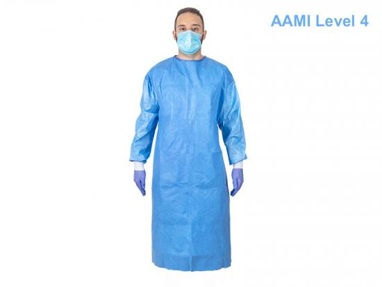 Reinforced Level 4 Surgical Gowns